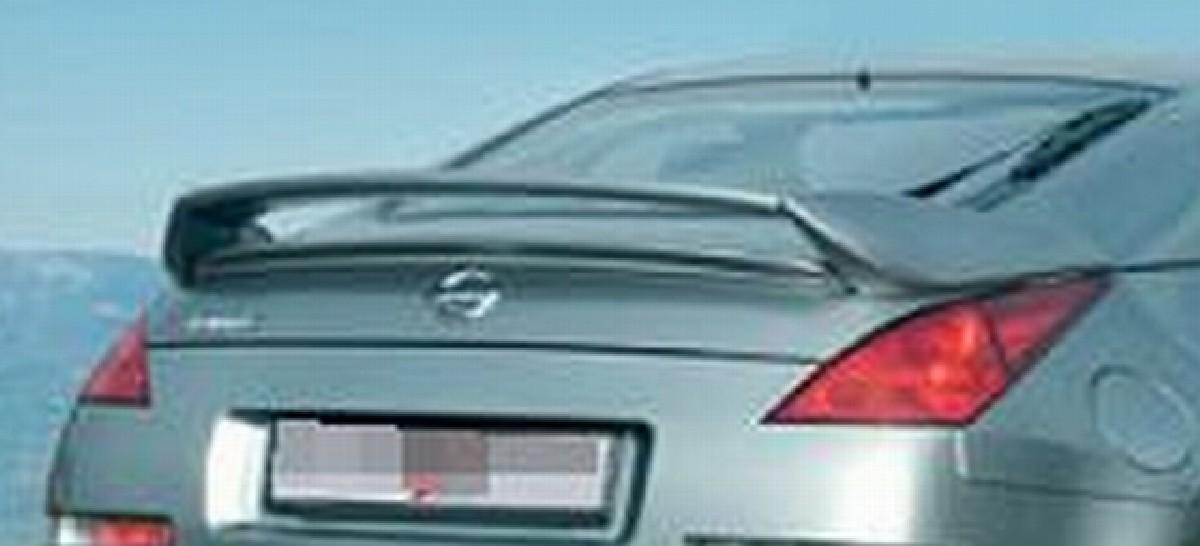Heckspoiler Nissan 350Z Coupe (02-09)