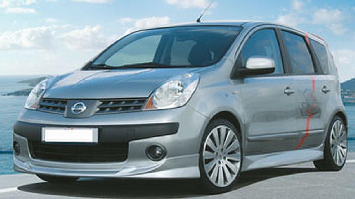 Seitenschweller Nissan Note