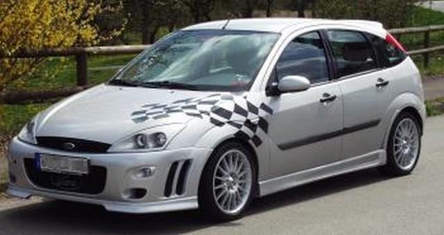 Stoffler WRC Frontstoßstange Ford Focus mk1 Phase 1