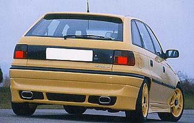 Lumma Heckansatz Opel Astra F Fließheck