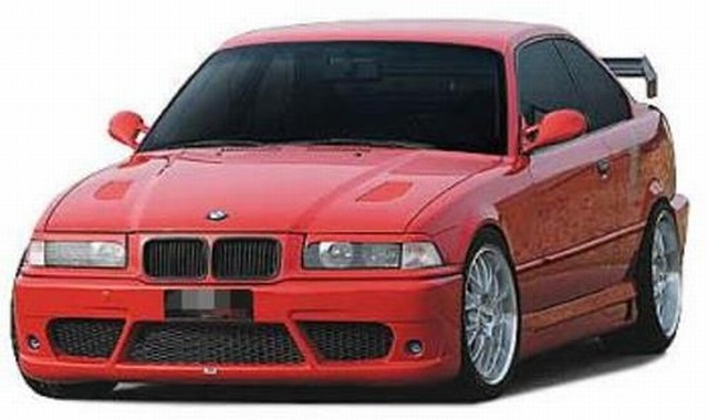 Lumma Frontstoßstange BMW 3er E36 Race II