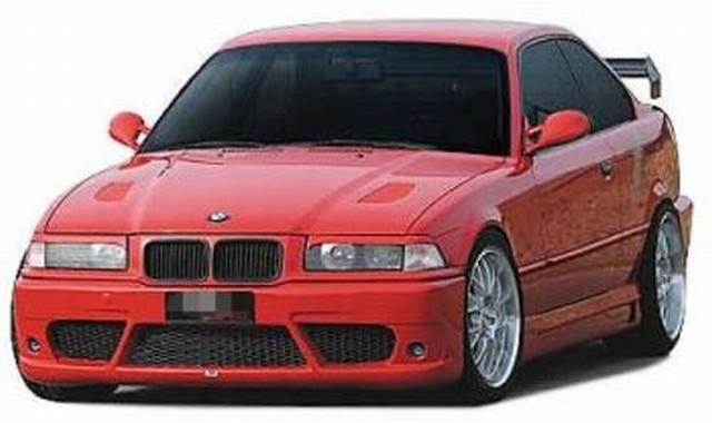 Lumma Seitenschweller BMW 3er E36 Race II