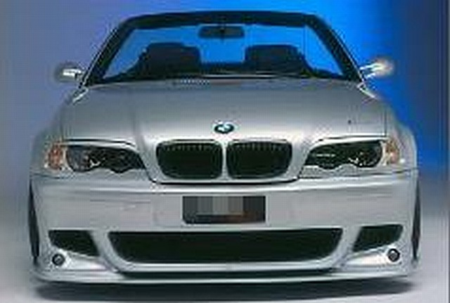 Lumma Frontstoßstange BMW 3er E46 Race II