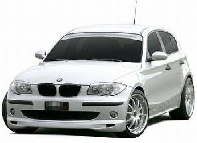 Lumma Frontlippe BMW 1er E87