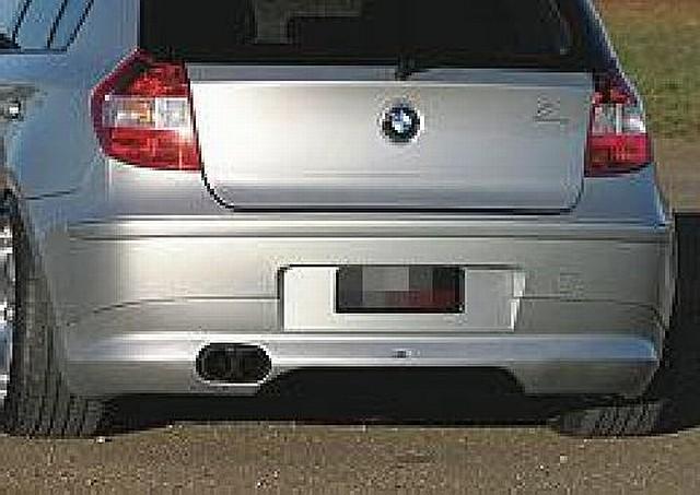 Lumma Heckansatz BMW 1er E87