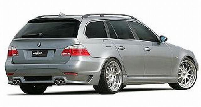 Lumma Heckstoßstange BMW 5er E61 Touring