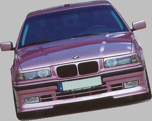 JMS Racelook Frontlippe BMW 3er E36