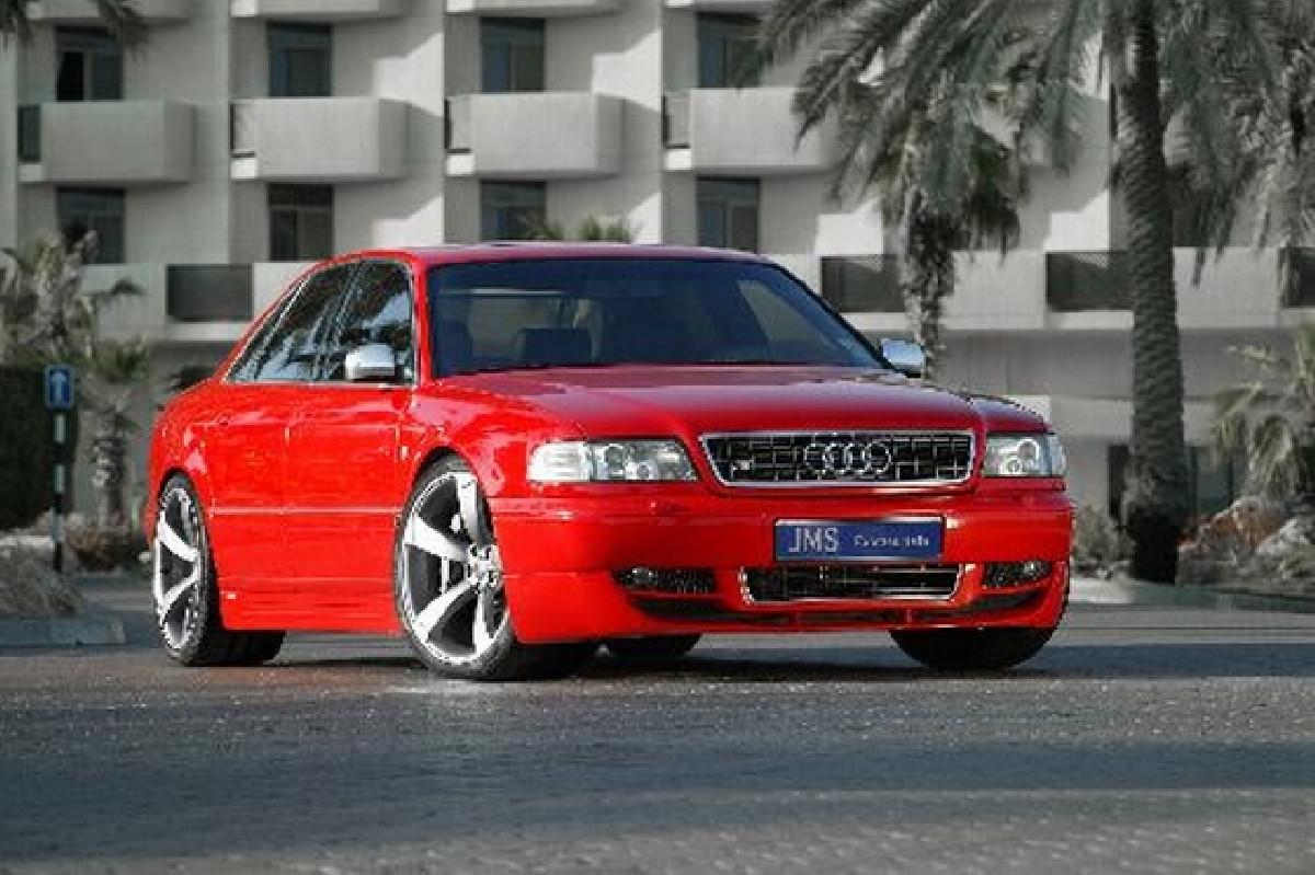JMS Racelook Frontlippe Audi A8 D2/4D