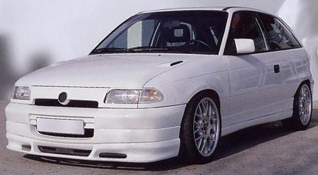 JMS Racelook Frontlippe Opel Astra F GSI
