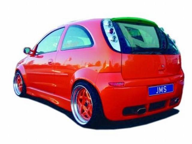 JMS Racelook Heckstoßstange Opel Corsa C
