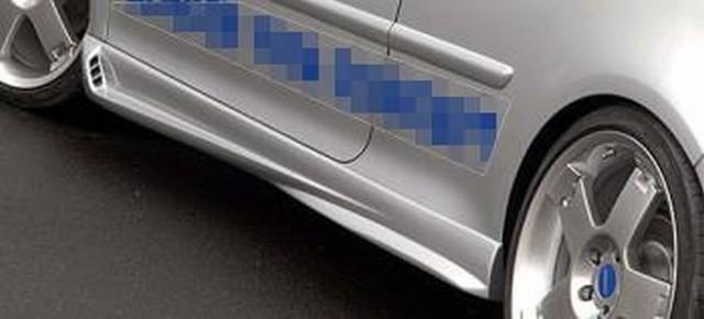 JMS Racelook Seitenschweller Opel Astra G Coupe / Cabrio