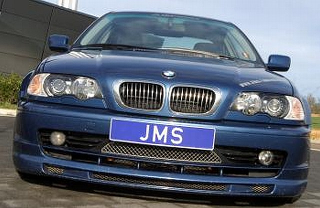 JMS Racelook Frontlippe BMW 3er E46 Coupe/Cabrio