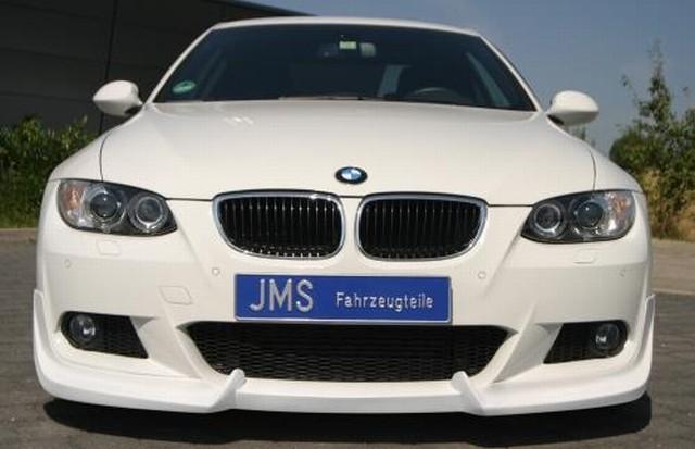JMS Frontlippe BMW 3er E90/91 Facelift Lim./Touring