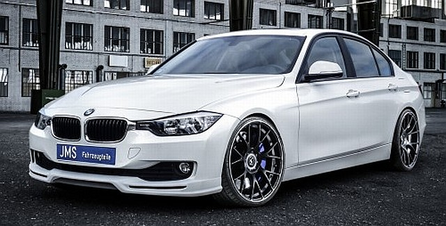 JMS Racelook Frontlippe BMW 3er F30/31 Limousine/Touring