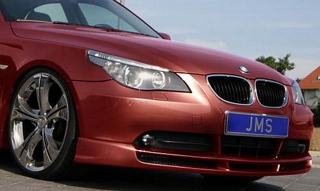 JMS Racelook Frontlippe BMW 5er E60 / E61 Limousine/Touring