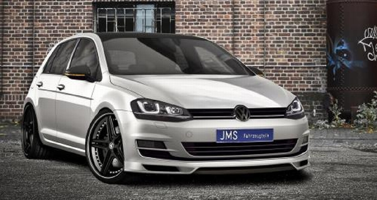 Frontlippe/Frontspoiler JMS Exclusiv Line VW Golf 7