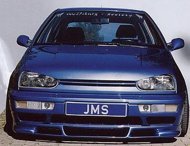 JMS Frontlippe Racelook VW Golf 3