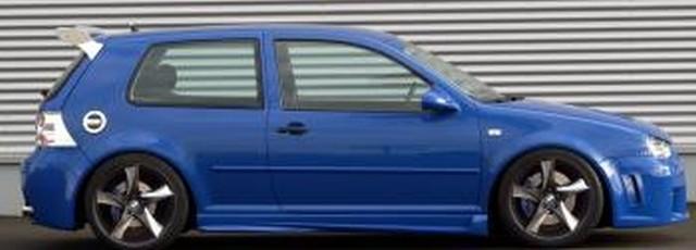 JMS Seitenschweller Racelook VW Golf 4