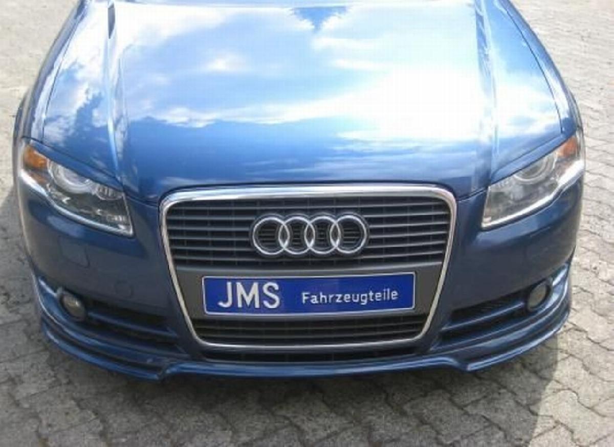 JMS Racelook Frontlippe Audi A4 B7 8E