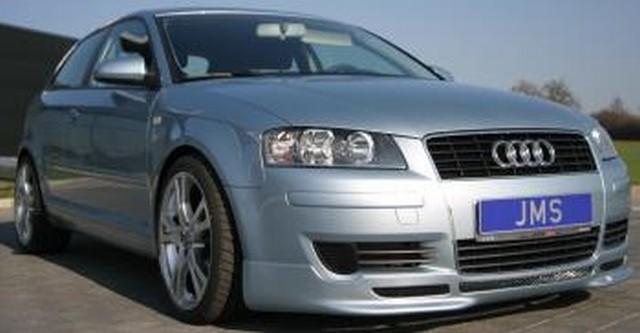 JMS Racelook Frontlippe Audi A3 8P