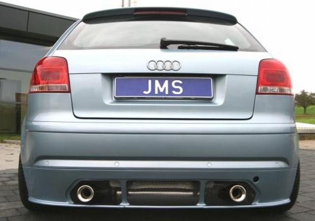 JMS Racelook Exclusive Line Heckansatz Audi A3 8P