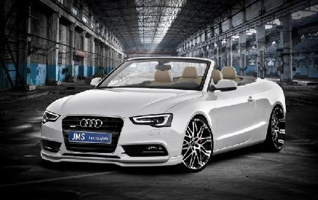 JMS Racelook Frontlippe Audi A5/S5 Coupe/Cabrio/Sportback