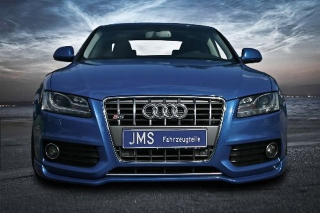 JMS Racelook Exclusiv Line Frontlippe Audi A5/S5
