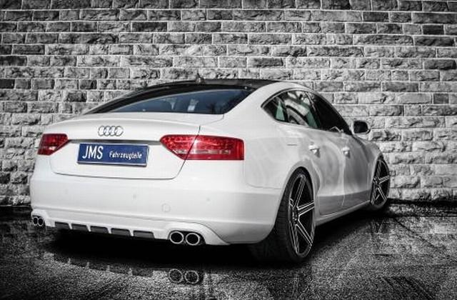 JMS Racelook Heckdiffusor Audi A5/S5