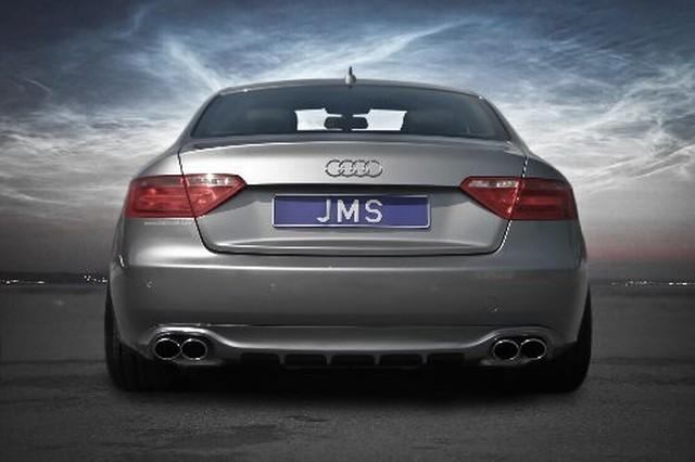 JMS Racelook Heckansatz Audi A5/S5 ohne S-Line