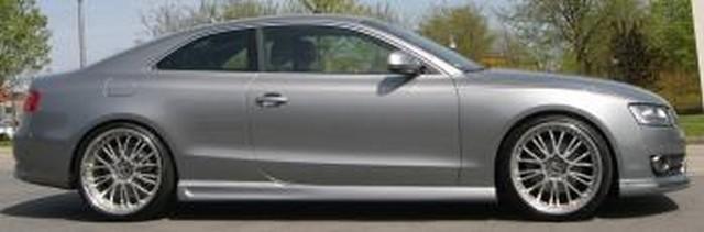 JMS Racelook Exclusiv-Line Seitenschweller Audi A5/S5