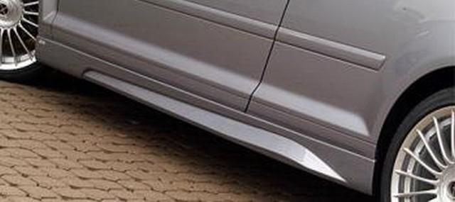 JMS Racelook Seitenschweller Audi A3 8P Exclusive Line