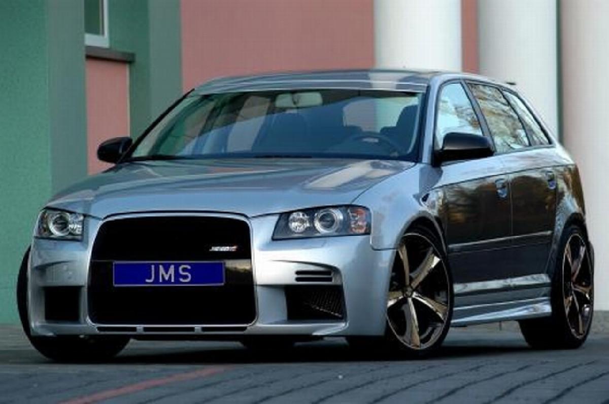 JMS Racelook Frontstoßstange Audi A3 8P Sportback