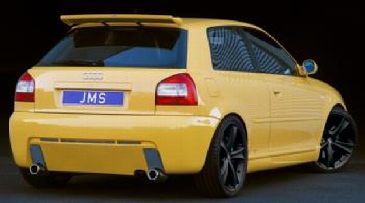 Racelook Heckstoßstange Audi A3 8L