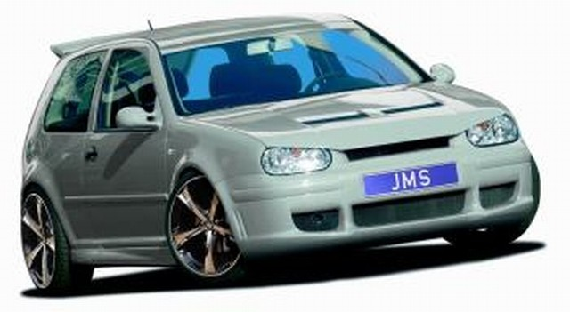 JMS Frontstoßstange Racelook VW Golf 4