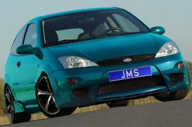 JMS Racelook Frontstoßstange Ford Focus mk1
