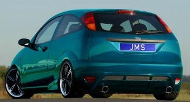 JMS Racelook Heckansatz Ford Focus mk1