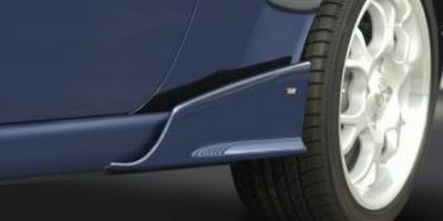 JMS Racelook Seitenflügel Ford Focus mk1