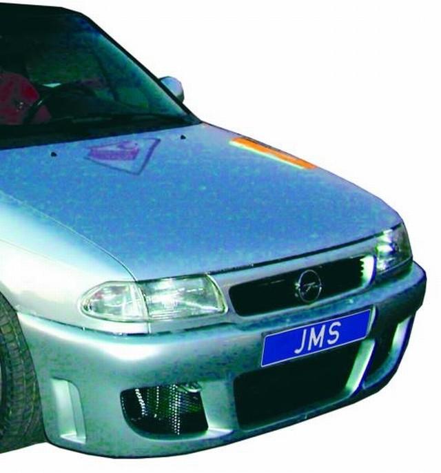 JMS Racelook Frontstoßstange Opel Astra F inkl. GSI