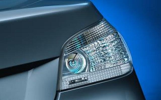 Hella Rückleuchten BMW 5er E60 brillant/silber
