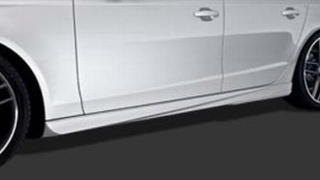 Caractere Seitenschweller Audi A4 B8 ab 07