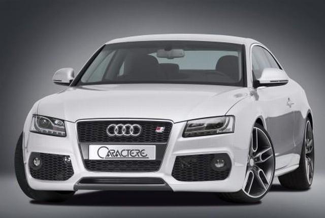 Caractere Frontstoßstange Audi A5/S5
