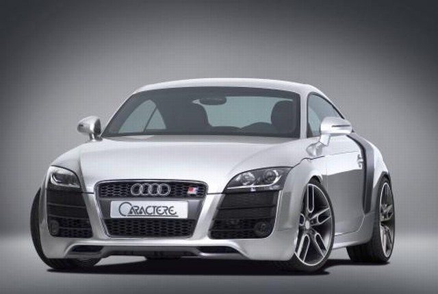 Caractere Frontstoßstange Audi TT 8J