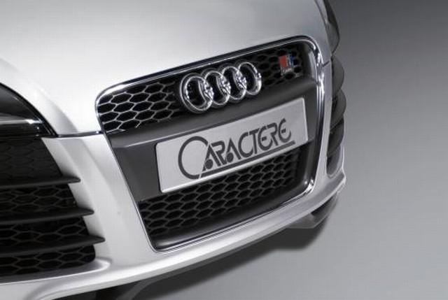 Caractere Frontgrill Audi TT 8J