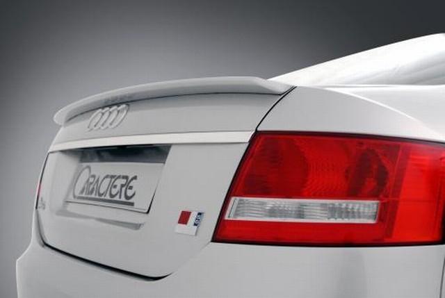 Caractere Heckspoiler Audi A6 4F Limousine