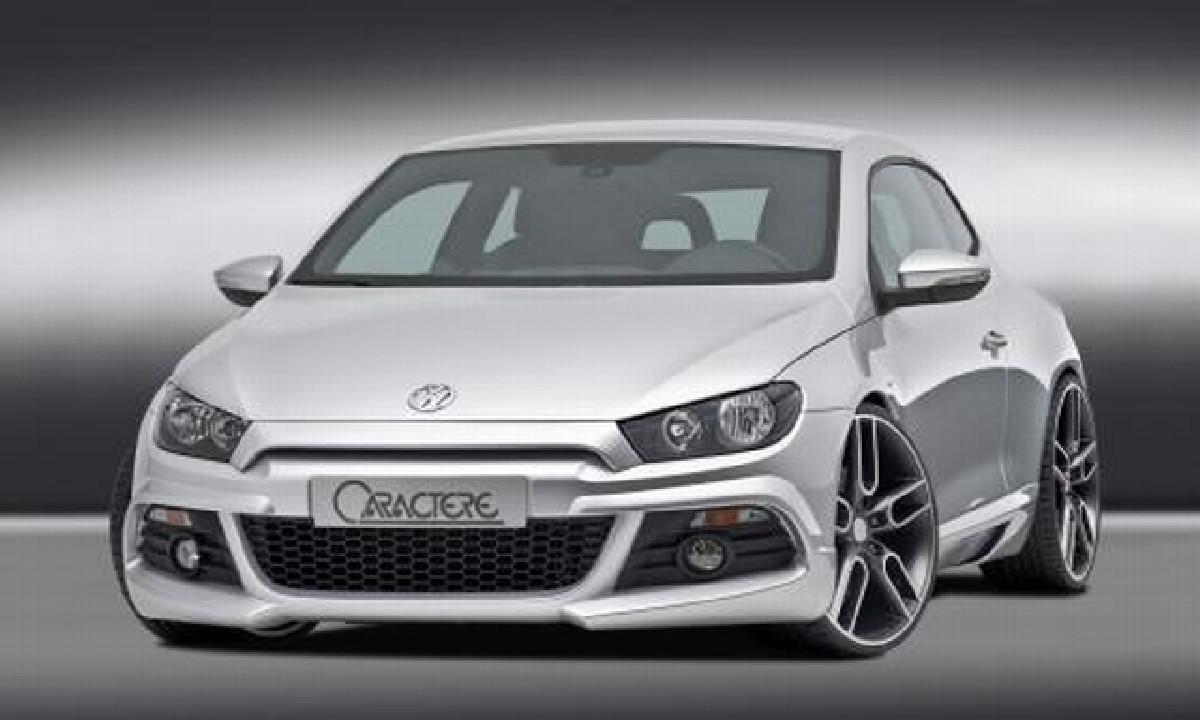 Frontstoßstange Caractere Tuning VW Scirocco III