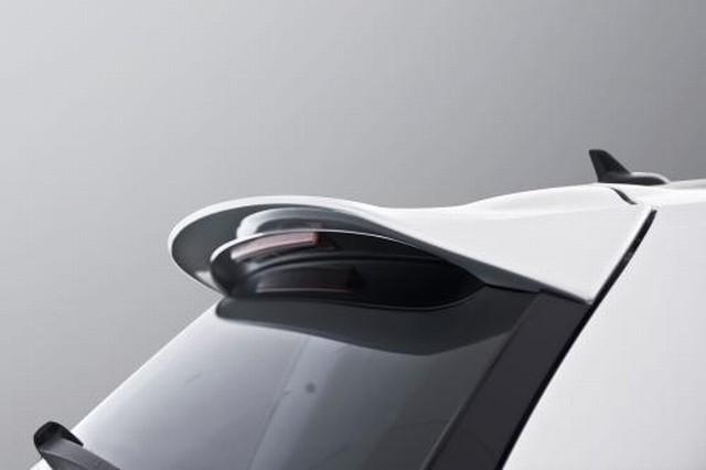 Dachspoiler Caractere Tuning VW Scirocco III