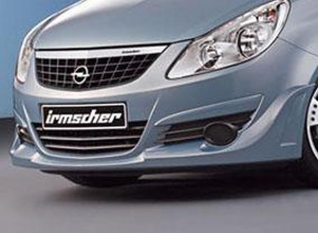 Irmscher Frontlippe Opel Corsa D