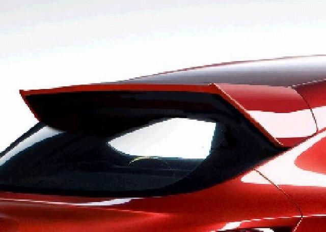 Irmscher Dachspoiler Opel Astra J GTC