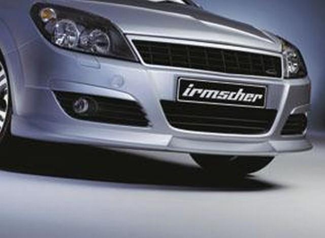 Irmscher Frontlippe Opel Astra H incl. Caravan bis 06