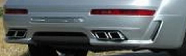 JE Design Endrohre Set  Audi Q7